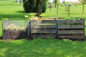 ways to compost waste