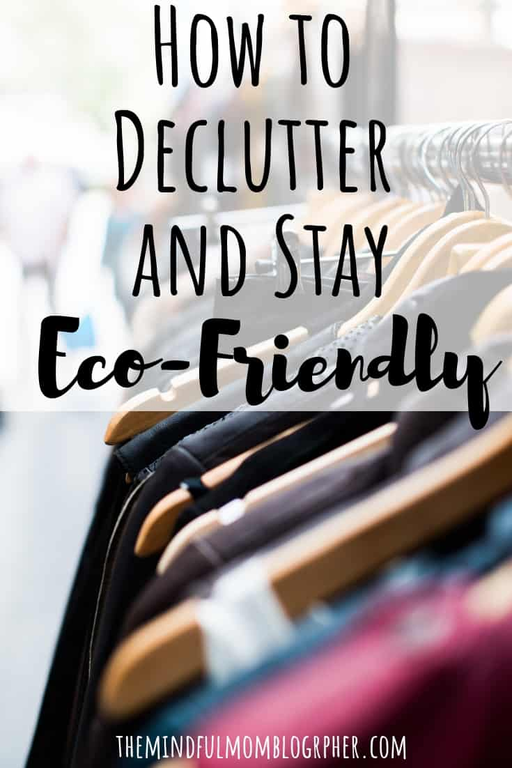 Decluttering but not sure what to do with all your clutter? How do you properly dispose of all those hard to recycle items? This giant list provides tons of resources to help you declutter without sending your items to the landfill.