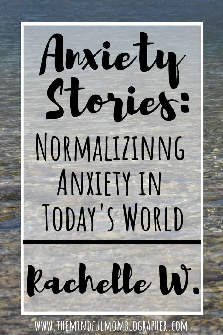 Normalizing anxiety in today's world through interviews with real people dealing with anxiety daily. #anixety