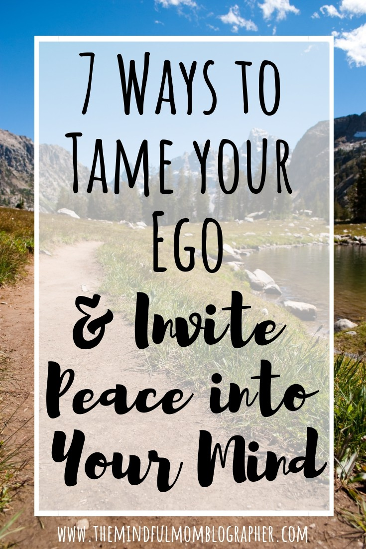 Looking for ways to silence your negative inner voice? Check out 7 ways to train your mind to think positive, deal with negative thoughts, tame anxious thoughts, and more.